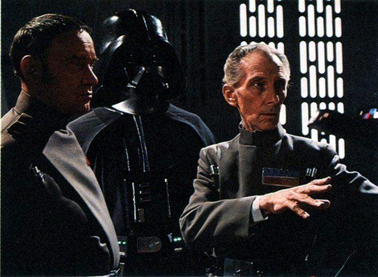 George Lucas has referred to Imperial officers as Nazis. (Photo: Lucasfilm)