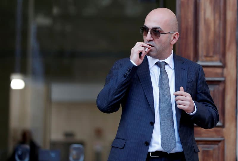 UAE shuts accounts of Maltese tycoon accused of journalist's murder