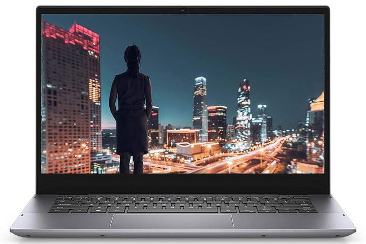 Dell Inspiron 14 5400 2-in-1 Laptop (white background)