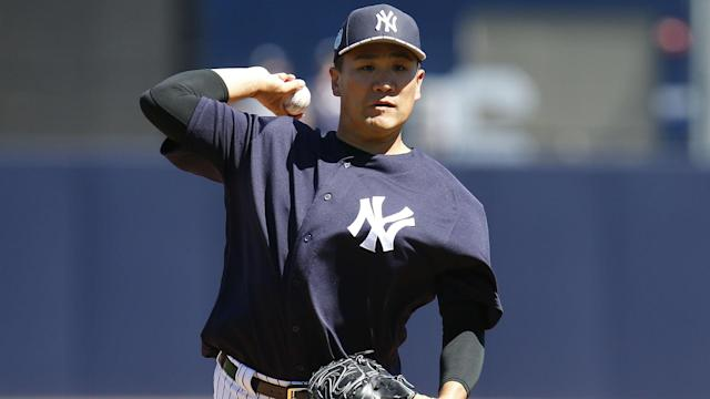 Masahiro Tanaka and Jordan Montgomery did most of the work on an impressive day for New York's pitching staff.