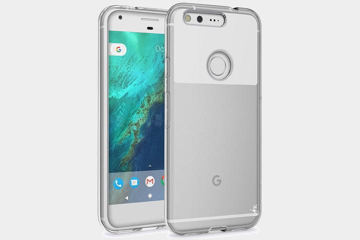 Best Google Pixel cases - LK Ultra Clear TPU Case
