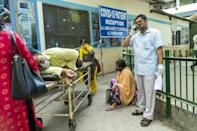 """Despite India's status as the """"pharmacy of the world"""", the biggest producer of generic drugs has been unable to meet the demand for antiviral medication such as remdesivir"""