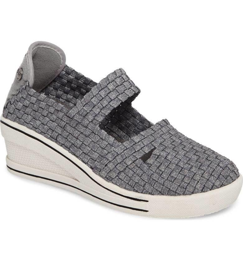 "Get it at <a href=""https://shop.nordstrom.com/s/bernie-mev-frontier-woven-mary-jane-wedge-women/4393323?origin=keywordsearch-personalizedsort&fashioncolor=HEATHER%20GREY%20FABRIC"" target=""_blank"">Nordstrom</a>, $80."