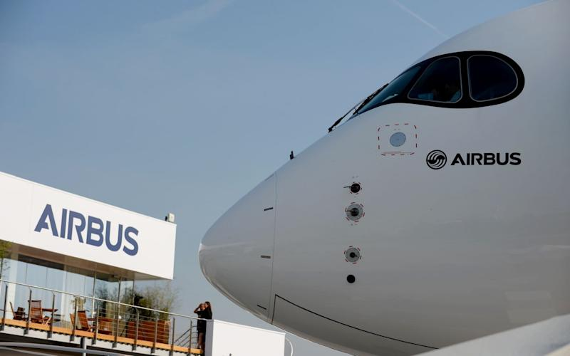 Airbus chief executive Tom Enders said the report was really only half the story - AFP