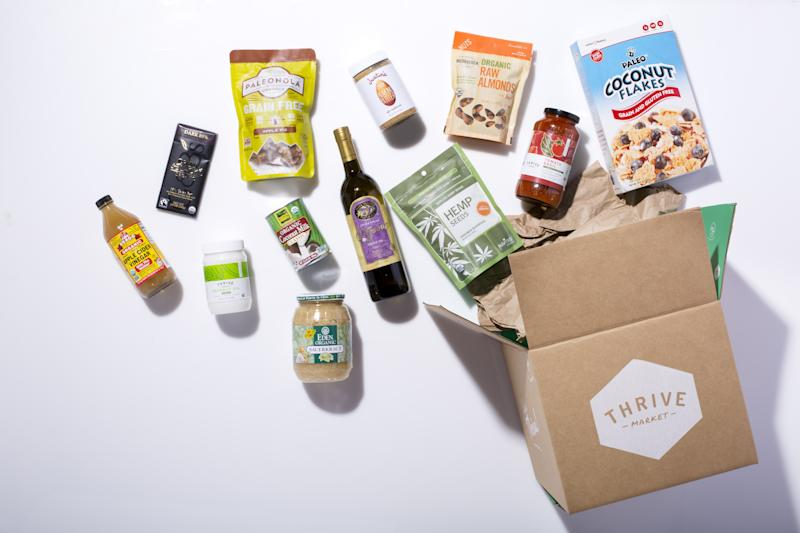 Thrive Market is the crazy-cheap natural-food store of your dreams.