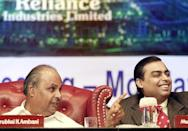 During this period, Ambani and his family stayed in a two-bedroom apartment at the Jai Hind Estate in Bhuleshwar, Mumbai. In 1965, Champaklal Damani and Dhirubhai Ambani ended their partnership and Ambani started on his own. Ambani was a known risk-taker and believed in building inventories to increase profit.