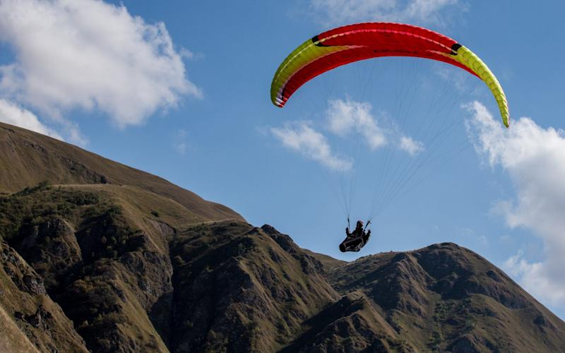 South Korean radar systems would be unlikely to detect paragliders - TASS