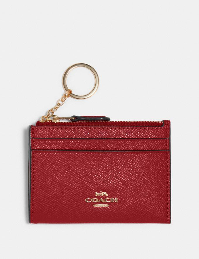Mini Skinny Id Case. Image via Coach Outlet.