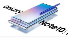 Galaxy Note 10: Samsung explains how it's compensating for missing 3.5mm headphone jack