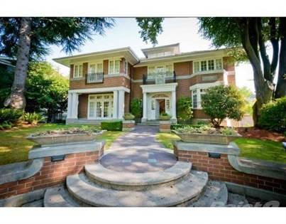 "<p>No. 13: <a rel=""nofollow"" href=""http://www.point2homes.com/CA/Home-For-Sale/BC/Vancouver/Shaughnessy/3426-OSLER-STREET/28637973.html"">3426 Osler Street, Vancouver, B.C.</a><br />List price: $20,880,000<br />This Georgian mansion is a show-stopper right from the entranceway, with its crystal chandelier hanging from a leaded glass ceiling. It has six bedrooms (plus maid's quarters) and seven bathrooms. (Photo: Point2Homes) </p>"