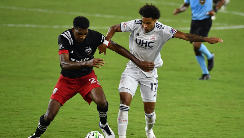 New England Revolution vs. D.C. United live stream: How to watch MLS game online