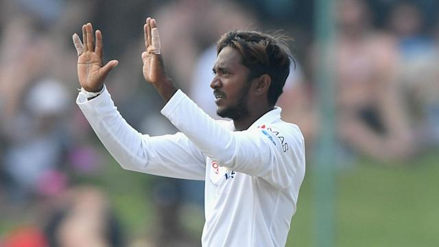 Sri Lanka spinner Akila Dananjaya has been banned from bowling in internationals after his bowling action was reported last month.