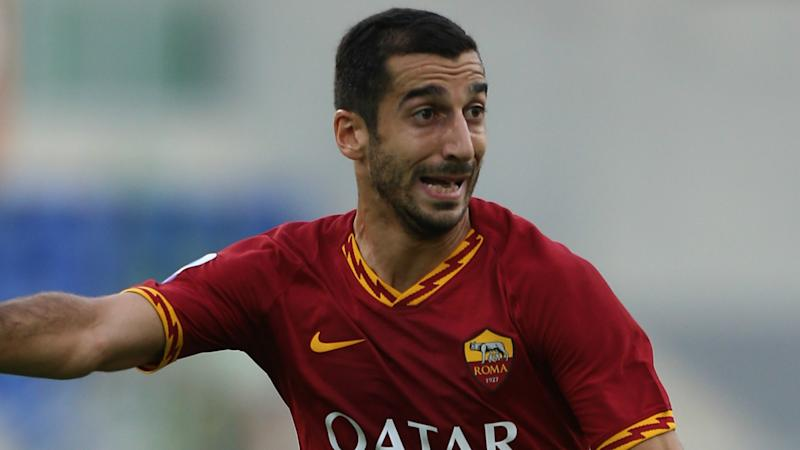 Mkhitaryan joins Roma after Arsenal terminate contract