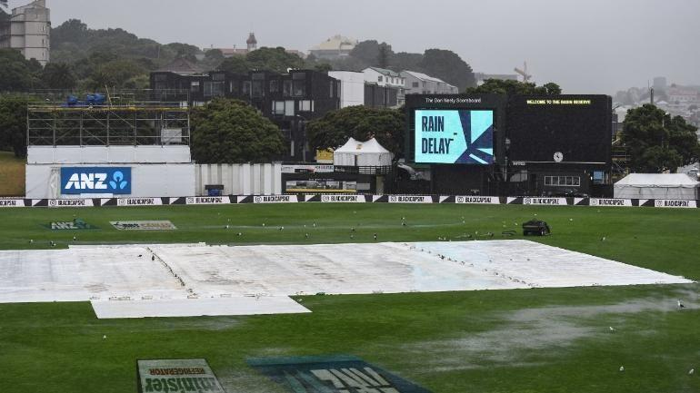 Image result for Two days washed out in the second Test between New Zealand and Bangladesh