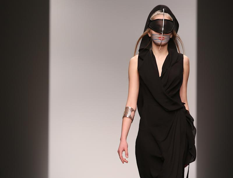 London Fashion Week wraps up 5-day run