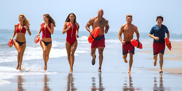 <em>Baywatch</em> (Photo: Paramount)
