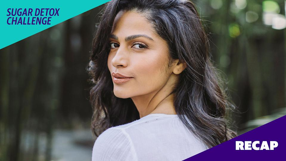 Camila Alves McConaughey curates a 5-day detox challenge exclusive for Yahoo Life readers.