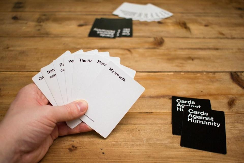 """The people behind Cards Against Humanity, the game responsible for hours of fun with your family and friends, are the founders of Hawaii 2, a private island in the middle of Maine. During their 2014 holiday promotion, the company aimed to raise money for charity by encouraging participants to spend $15 to buy a package that included, among other things, one square foot of the island. In 2015, the company announced that the 250,000 folks who contributed would receive a """"deed, a map, and a small flag"""" to <a href=""""https://cah.tumblr.com/post/110099027175/cards-against-humanitys-private-island-by-jenn"""" rel=""""nofollow noopener"""" target=""""_blank"""" data-ylk=""""slk:recognize their partial ownership"""" class=""""link rapid-noclick-resp"""">recognize their partial ownership</a>."""
