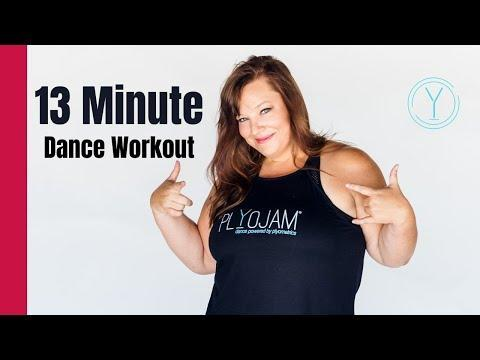 """<p>Originally founded in Los Angeles, YouTube dance-cardio channel PlyoJam is exactly what it sounds like—you literally """"jam out"""" while executing high-energy plyometric moves. Choose from 30- or 60-minute videos with routines set to top 40 hip hop hits, like from Saweetie in the video above. (Don't be surprised when you find yourself smiling, and <a href=""""https://www.womenshealthmag.com/fitness/g19988771/high-intensity-interval-training/"""" rel=""""nofollow noopener"""" target=""""_blank"""" data-ylk=""""slk:burning calories"""" class=""""link rapid-noclick-resp"""">burning calories</a>, long after the workout is done.)</p><p><a href=""""https://www.youtube.com/watch?v=Tf1b-jg8tP0"""" rel=""""nofollow noopener"""" target=""""_blank"""" data-ylk=""""slk:See the original post on Youtube"""" class=""""link rapid-noclick-resp"""">See the original post on Youtube</a></p>"""