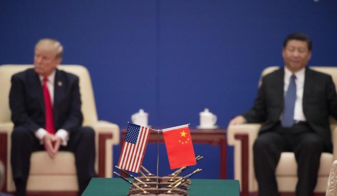 Donald Trump and Xi Jinping have yet to reach a deal to end the trade war. Photo: AFP