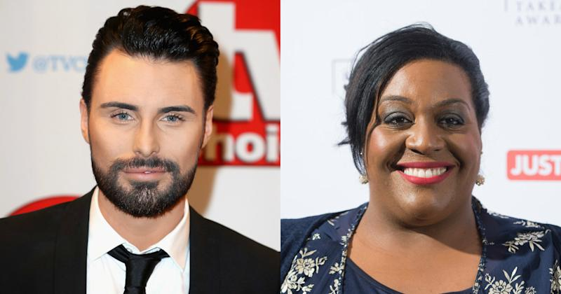 Rylan Clark-Neal and Alison Hammond could be hosting This Morning on a more regular basis (Copyright: Getty/Chris Jackson/Samir Hussein)