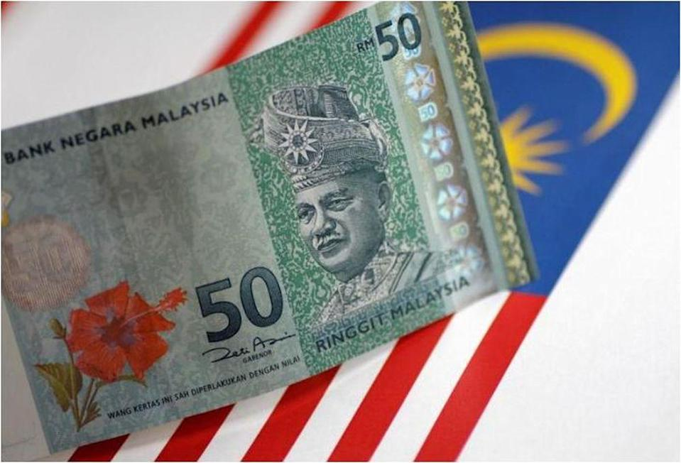 A Malaysia Ringgit note is seen in this illustration photo June 1, 2017. — Reuters pic