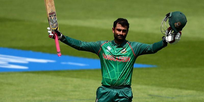 Tamim Iqbal was picked up by Pune Warriors India but never got a game