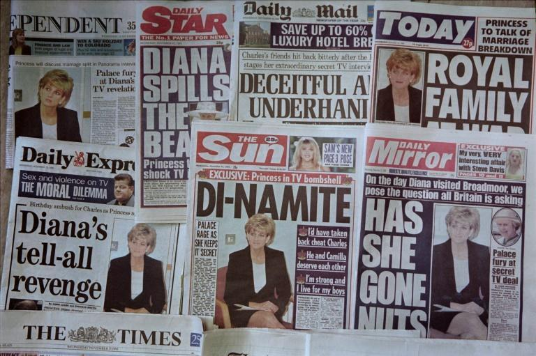 The November 1995 interview, which was watched by a record 22.8 million people, was a bombshell in the UK