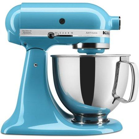 KitchenAid Artisan Series 5-Quart Tilt-Head Stand Mixer. (Photo: Walmart)