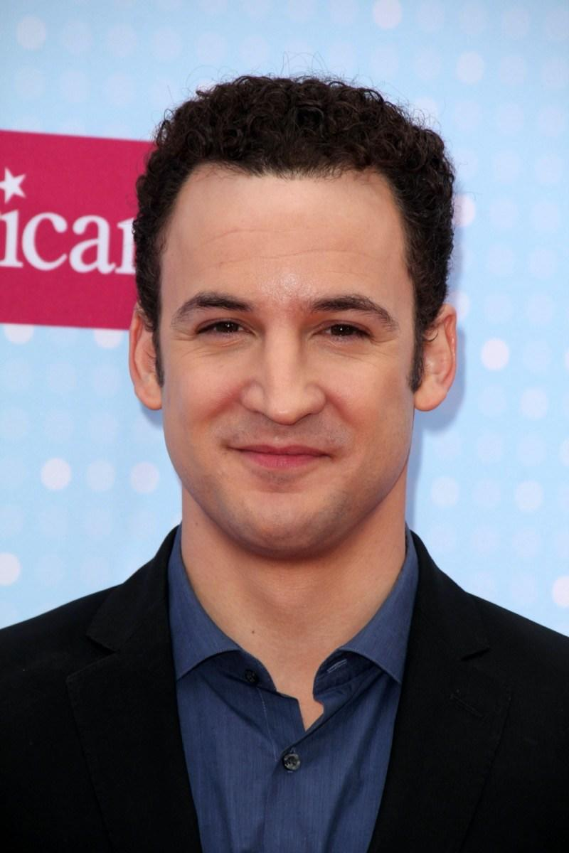 Ben Savage at the Radio Disney Music Awards in 2015