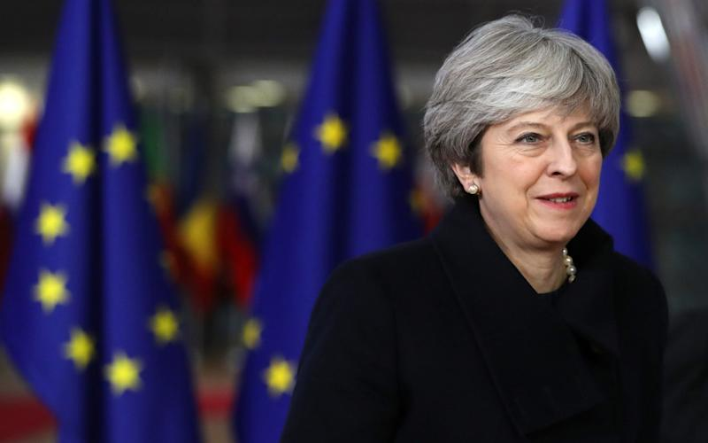 Theresa May says she has proved doubters wrong - Getty Images Europe
