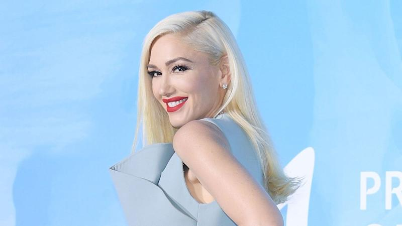 Gwen Stefani Celebrates Her 50th Birthday With Family, Flowers and Food -- See the Pics!