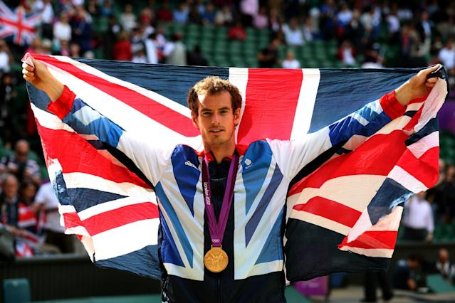 The star is the first British man to win a Grand Slam singles tournament since 1936 (Getty Images)