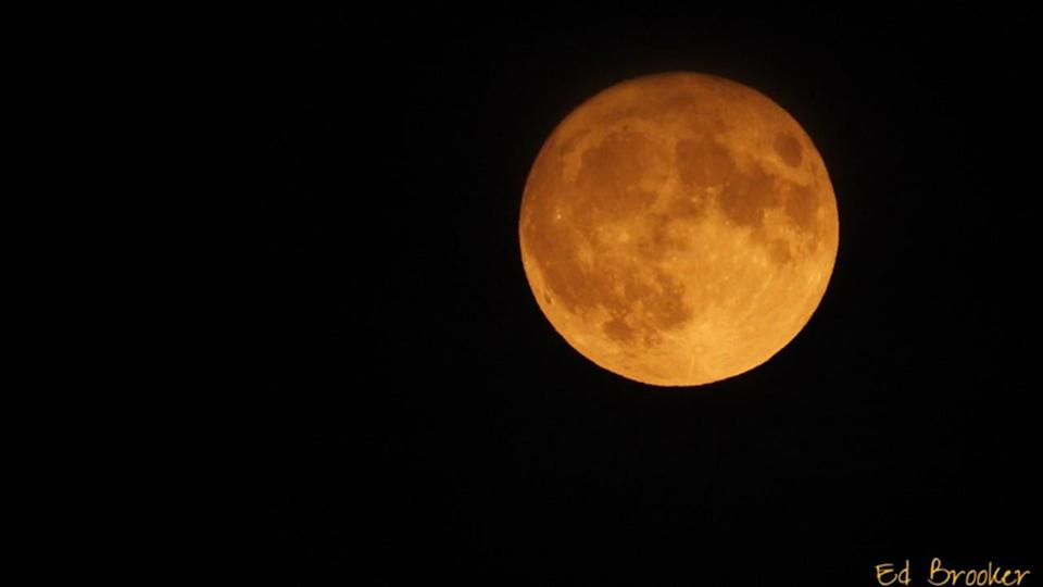 Four fun facts about Thursday night's Full Strawberry Moon
