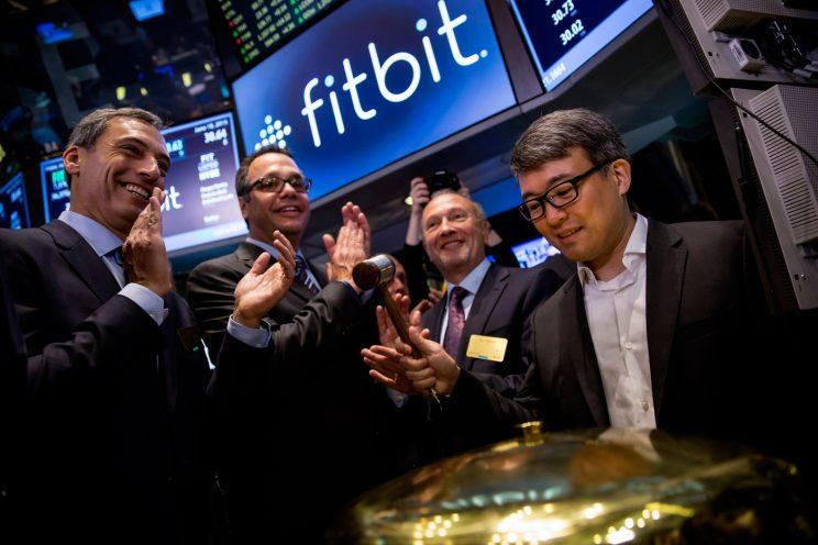FItbit CEO James Park.