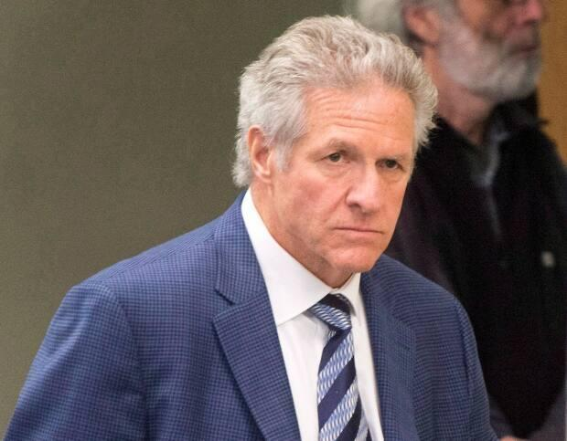The case against former construction magnate Tony Accurso over an alleged federal tax fraud has been abandoned. (Ryan Remiorz/Canadian Press - image credit)