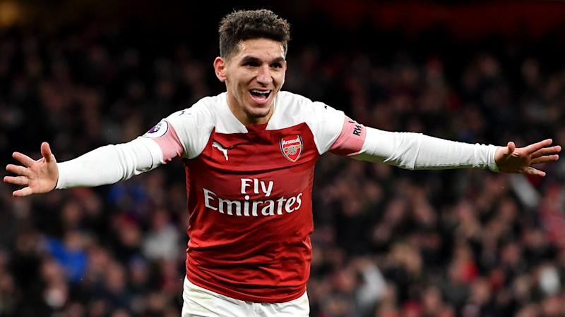 Torreira hoping to spend 'a long time' at Arsenal as he lives dream alongside Ozil & Lacazette