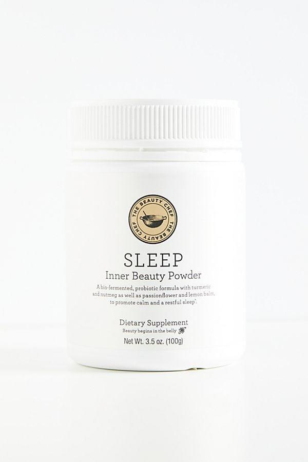 <p>Mix <span>The Beauty Chef Sleep Inner Beauty Powder</span> ($60) with milk or hot water for a soothing bedtime tonic, and wake up with glowing skin.</p>