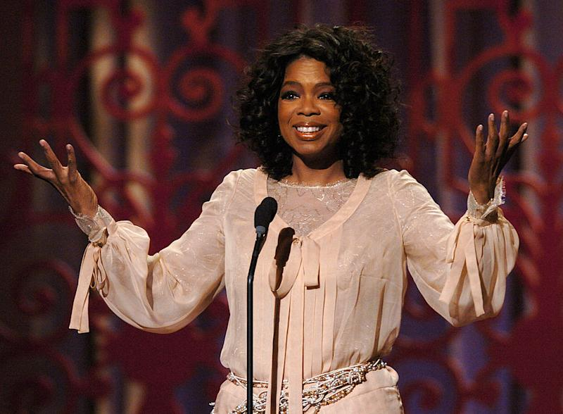 Never forget when Oprah gave everyone a brand new car on her iconic talk show