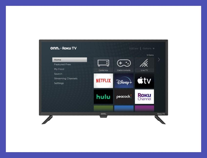 Small but mighty, this Roku TV is priced to move. (Photo: Walmart)
