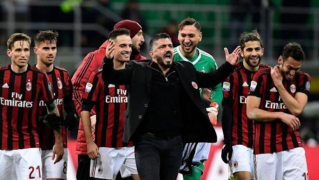 ​Milan legend Gennaro Gattuso seems to have steadied the ship as the new manager the Rossoneri. Milan's season had a disastrous start under former boss Vincenzo Montella. A huge summer spending spree financed by the club's new owners created high expectations as Milan aimed to challenge for the Serie A title once again. With only six wins in 14 league games, Montella was sacked in late November. Gattuso was promoted from Milan's youth team coach to become the new manager for the club. The...