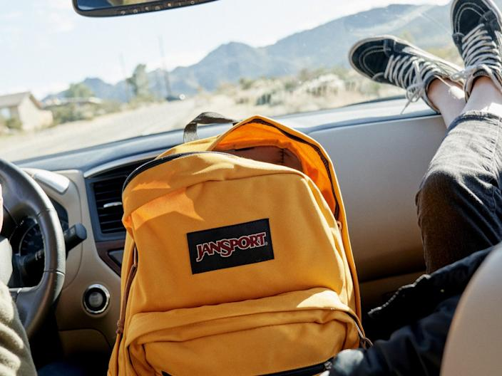 JanSport is donating 12,500 backpacks to students in need as part of a partnership with World Central Kitchen.