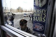 """<p>""""I worked at Jersey Mike's subs. The only thing I wouldn't eat is the chicken parmesan. It's a frozen pre breaded chicken patty that we just microwaved for a few mins that just turns to mush in the sandwich. It was gross, stick to the cold cut subs or cheesesteaks."""" — <em><a href=""""https://www.reddit.com/r/AskReddit/comments/95ze83/people_who_work_in_fast_food_what_is_one_item/e3xhue1/"""" rel=""""nofollow noopener"""" target=""""_blank"""" data-ylk=""""slk:Dr_Schalke"""" class=""""link rapid-noclick-resp"""">Dr_Schalke</a></em></p><p>""""No employee would ever touch the chicken parm or the meatball sub. The meatballs were frozen Tyson Beef that are boiled and thrown in spaghetti sauce."""" — <em><a href=""""https://www.reddit.com/r/AskReddit/comments/95ze83/people_who_work_in_fast_food_what_is_one_item/e3ypqkj/"""" rel=""""nofollow noopener"""" target=""""_blank"""" data-ylk=""""slk:ravioliguy12"""" class=""""link rapid-noclick-resp"""">ravioliguy12</a></em></p>"""