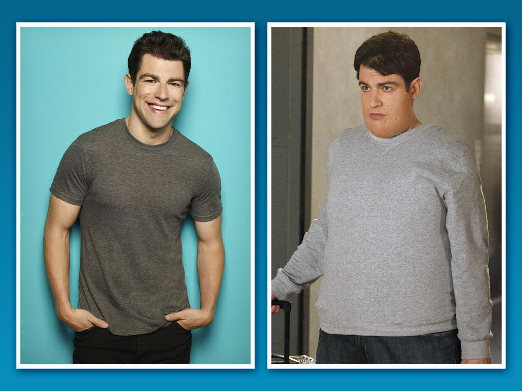 """Max Greenfield as Schmidt on """"<a href=""""http://tv.yahoo.com/new-girl/show/47384/"""">New Girl</a>"""""""