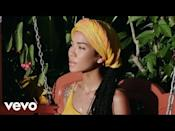 """<p><em>""""I am not your girl anymore, you need to watch your tone / Don't worry about who it is I'm f*ckin' or who I am lovin', just know that it is not you / This isn't up for discussion, I wish you good luck, man / When it comes to you""""</em></p><p>Jhené feels hurt and betrayed by her ex in this heartbreaking ballad that also surprisingly features her ex, Big Sean, in a eyeopening verse at the end of the song.</p><p><a href=""""https://www.youtube.com/watch?v=PmeRjrz8KVw"""" rel=""""nofollow noopener"""" target=""""_blank"""" data-ylk=""""slk:See the original post on Youtube"""" class=""""link rapid-noclick-resp"""">See the original post on Youtube</a></p>"""