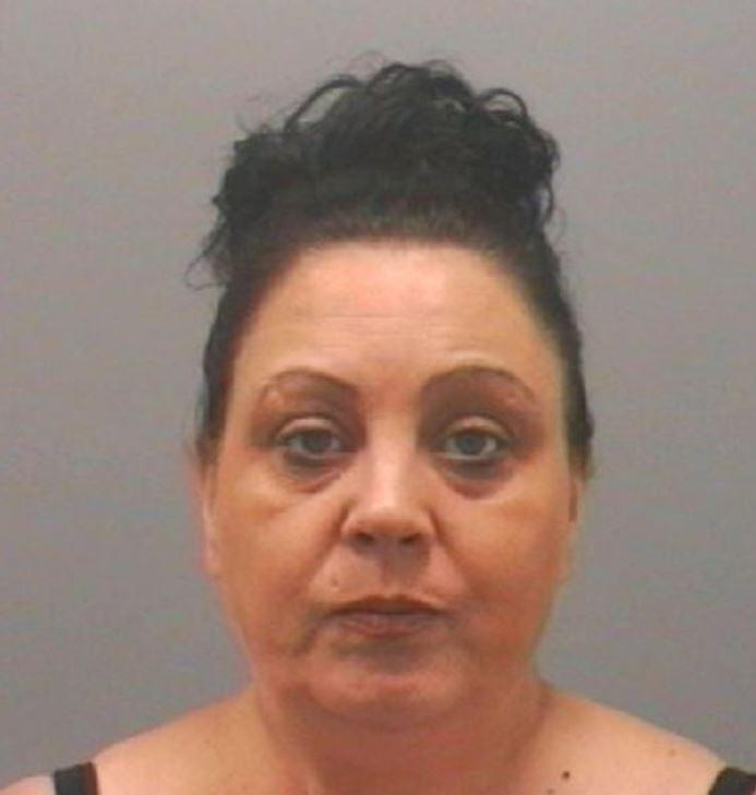 Marie Thompson, 46, was jailed for 8 years planning a brutal attack at the property in Newcastle in 2017. (Northumbria Police)