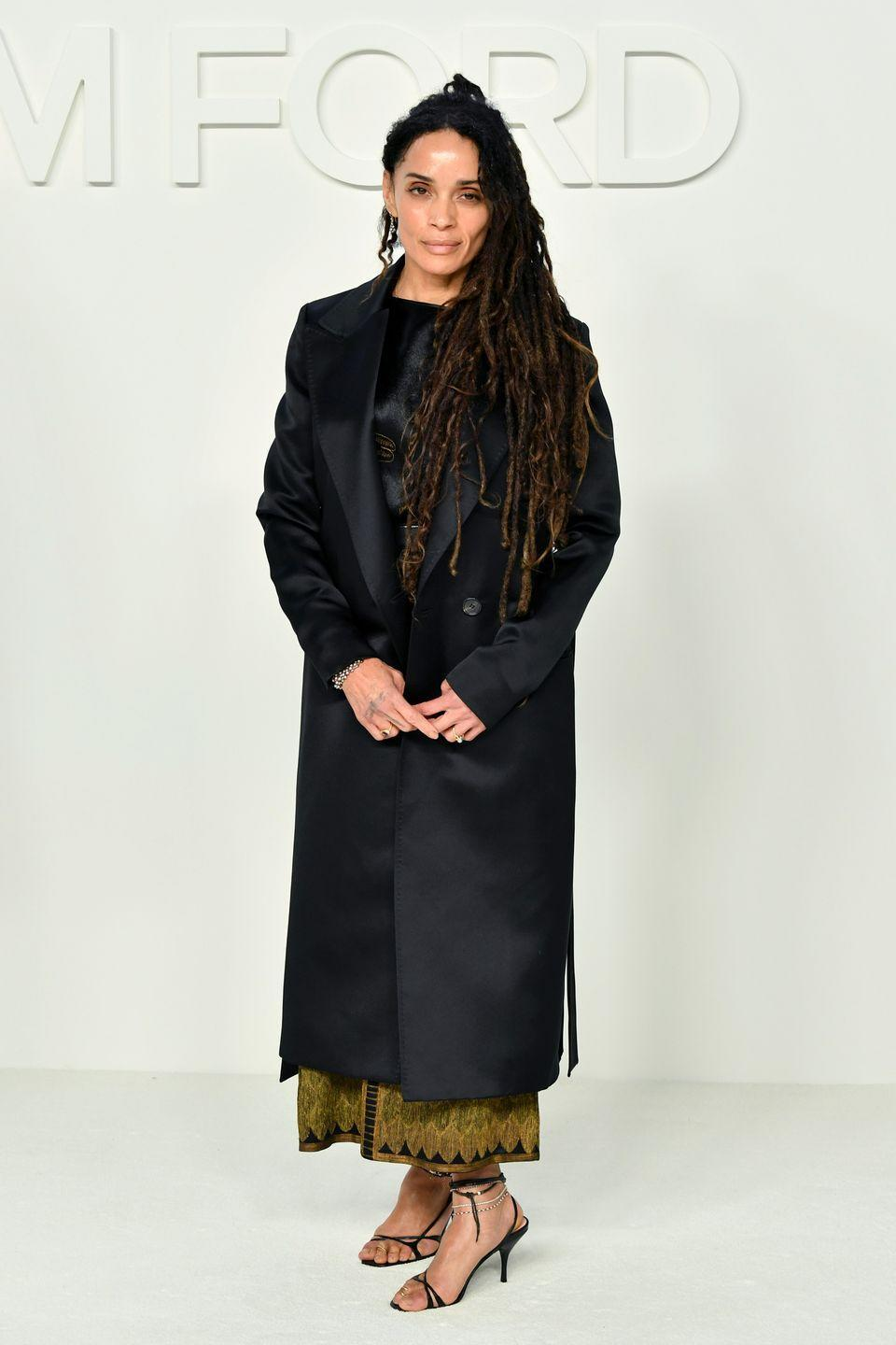 <p>Bonet hasn't done a ton of work since her success in the '90s and early 2000s, but she did appear in<em> Life on Mars</em> and <em>The Red Road</em>. She's married to <em>Game of Thrones</em> star Jason Momoa and mother to actress Zoë Kravitz.</p>