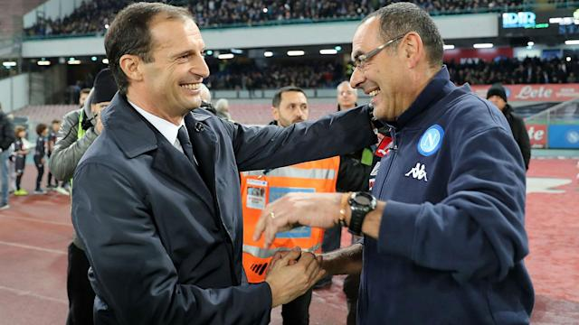 Alessandro Cosacurta might want Maurizio Sarri or Massimiliano Allegri as Italy's next coach, but his hands are tied for the moment.