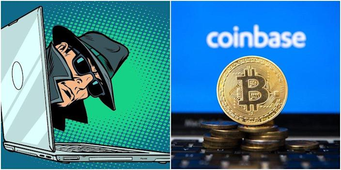 Watch out crypto investors, the tax cops at the IRS know all about those secret Bitcoin trades you made on Coinbase. | Source: Shutterstock. Image Edited by CCN.