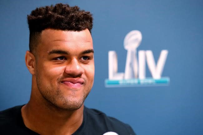 49ers' Arik Armstead uses platform to promote social issues
